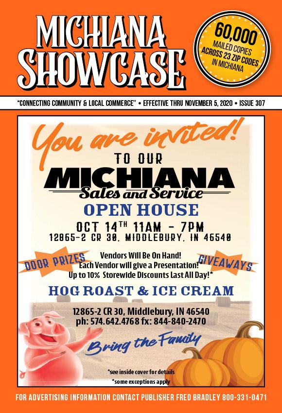 Michiana Showcase October 2020